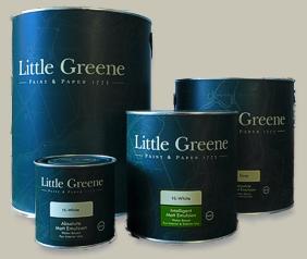 little greene frankfurt wandfarben interior colour probe gl ser mischmaschine. Black Bedroom Furniture Sets. Home Design Ideas